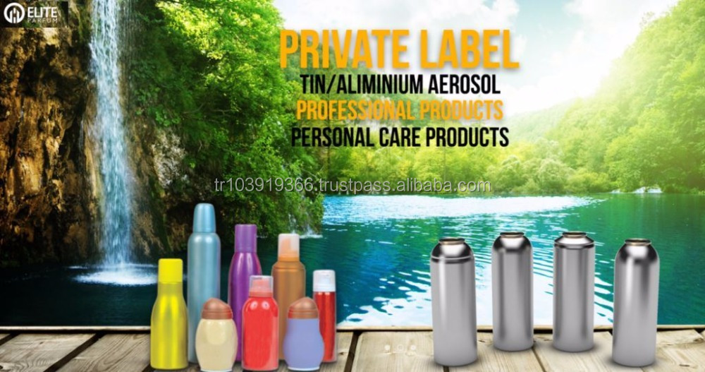 SPRAY PRODUCT UNDER CUSTOMER PRIVATE LABEL / BRAND NAME