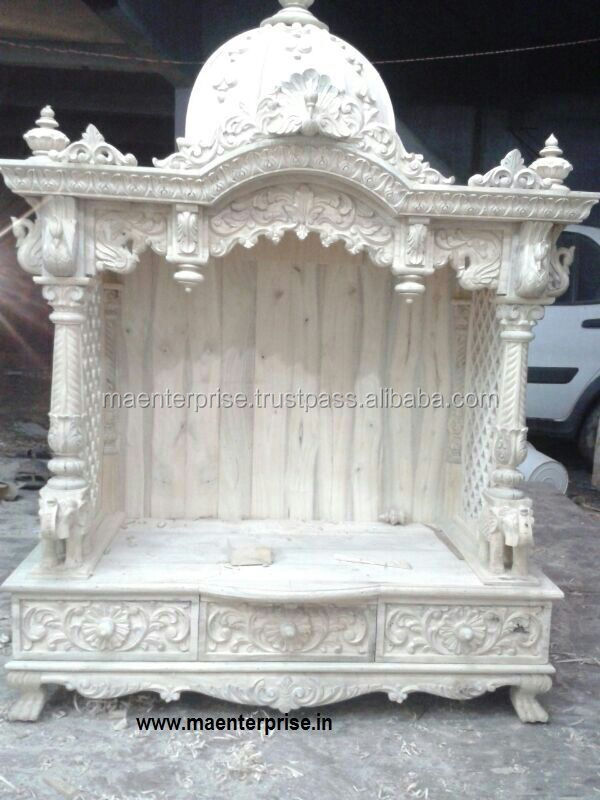 Wall hanging Temple Indian Handicraft mandir for wall