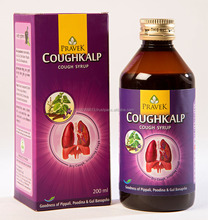 COUGH KALP (Pravek Cough Kalp is a formulation of selected herbs for lungs care and the complete respiratory system)