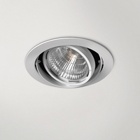 Occhio Recessed luminaire with LED lighting system.