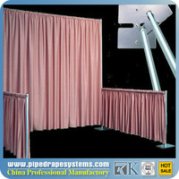 High Quality backdrop pipe and drape for wedding