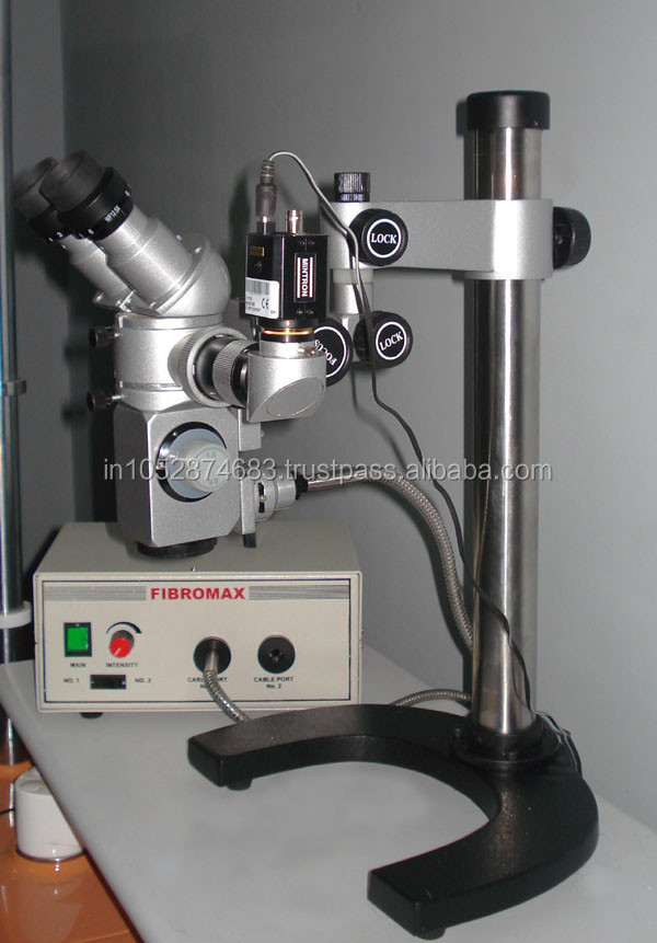 Wet Lab Microscope / Wet Lab Table Top Microscope / Lab Microscope / Ophthalmic Microscope /