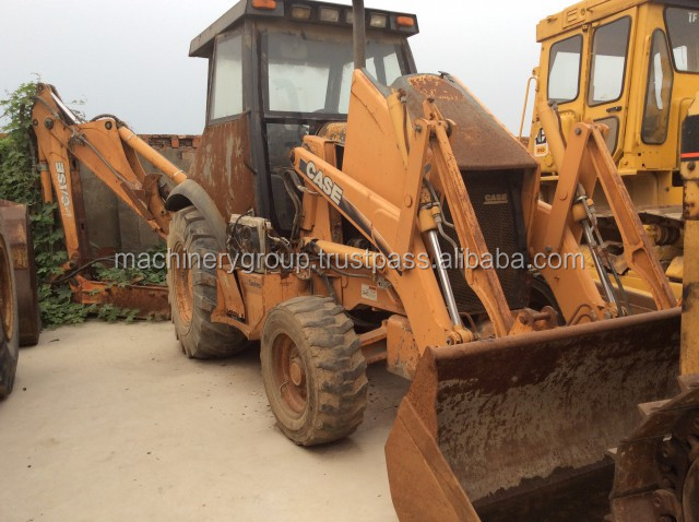 used case backhoe, super 580M
