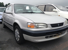GOOD CONDITION AND HIGH QUALITY RECYCLED AUTOMOBILES FOR SALE IN JAPAN FOR TOYOTA COROLLA SE SALOON