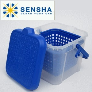 Car Care Products Step Bucket Multi Function Washing