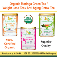Organic Green Tea / Weight Loss Tea / Anti Aging Detox Tea