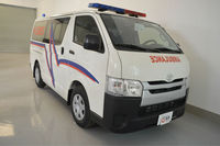 Best Price High Quality Ambulance - Toyota HiAce