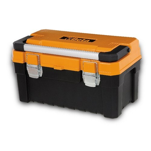 Beta Tools 021160000, C16 Empty Plastic Tool Box with Interior Object Compartment