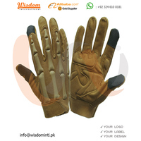 hot sell/ latest Brown Skull design/ Use as a Mechanic Gloves
