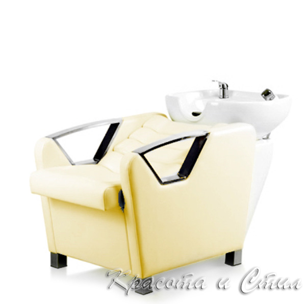 Hair Salon Equipment - Shampoo Chair - Backwash Unit NV78025