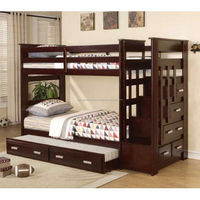 Wooden furniture bunk bed 10 in vietnam