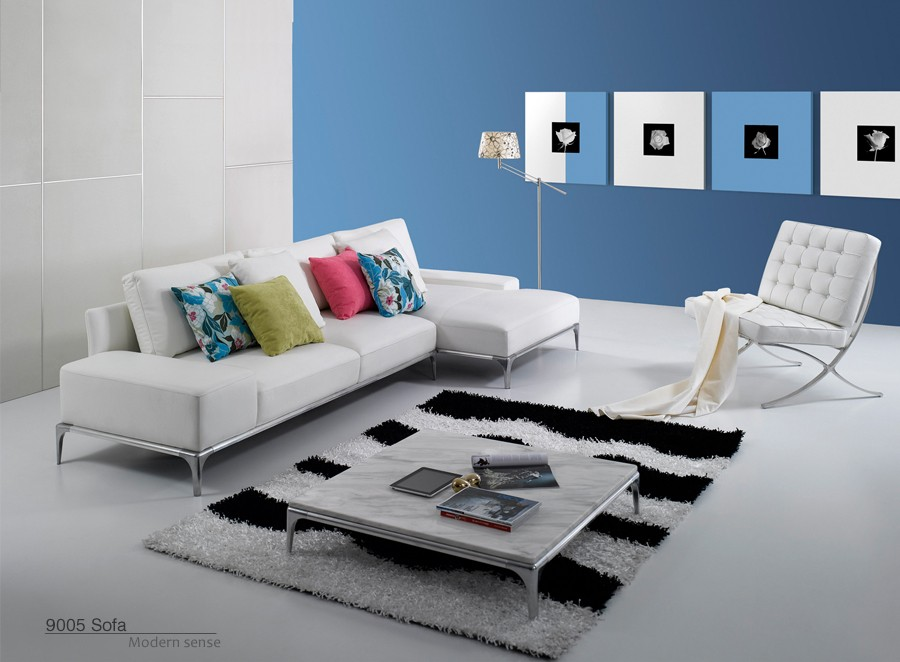 MODERN CONTEMPORARY SECTIONAL SOFA XS-22073