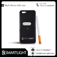 CE Certified 2016 New Design Black for iPhone 6 6S with Ecological Cigarette Lighter