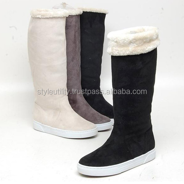 2sbd08283 MOQ 3prs winter fur boots Made in korea
