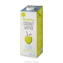 Organic coconut water PURE, 1000ml