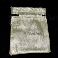 Yellow Golden Packing Pouch : Wholesale Gift Bags