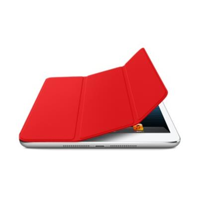 Compatible iPad Mini Smart Cover-Red