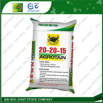 New product PP woven laminated sack for Fertilizer, virgin raw material PP woven sack