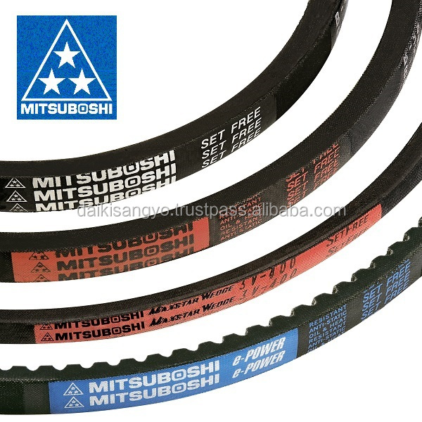 High quality and Reliable japanese dirt bike parts mitsuboshi v belt at reasonable prices