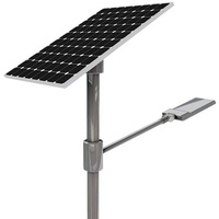 Ensysco solar street lighting system