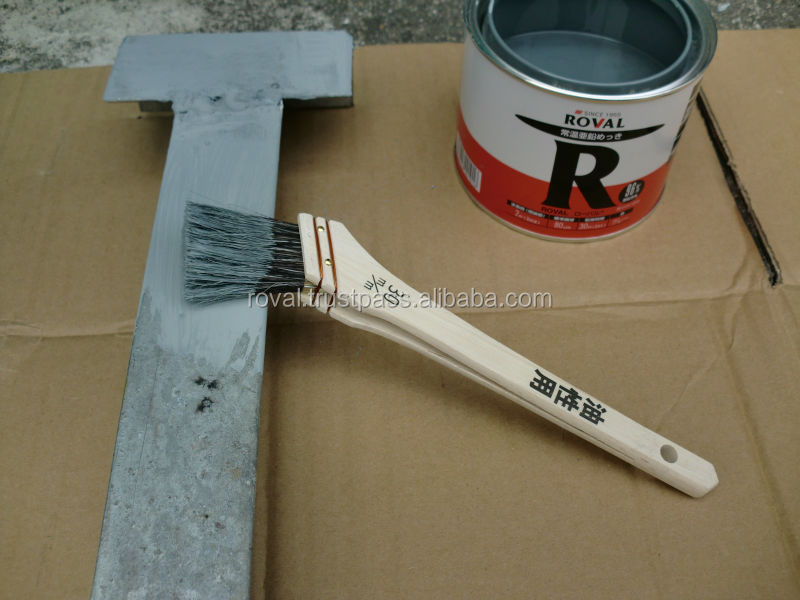 Cost-effective tpuch up paint for Galvanized Metal Roof with anti rust coating