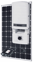 15 Panel SolarEdge / SolarWorld Grid-tie System