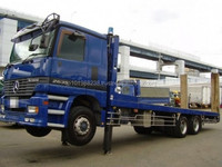 USED TRUCKS - MERCEDES-BENZ CAR CARRIER (RHD 820949 DIESEL)