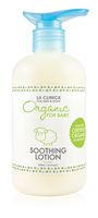La Clinica Soothing Lotion 250ml for Baby health Australia Certified Organic Safe Natural
