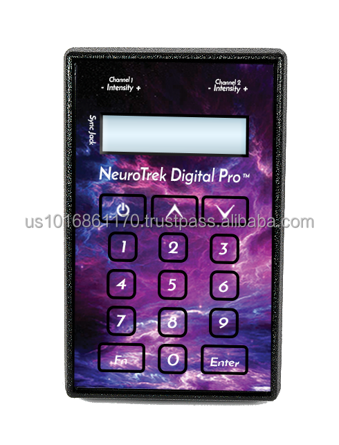 Neurotrek Digital Pro - Cranial Electrotherapy Stimulation (CES) - Mental Health