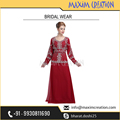 Most Admirable Party Wear Caftan Dress For Arabia 6070