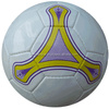 New cheap white color Wholesale official customized PU soccer ball/football size 5