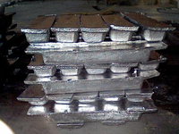 PURE , REFINED AND REMETED LEAD INGOTS FOR SALE 99.97 - 99.99% PURITY