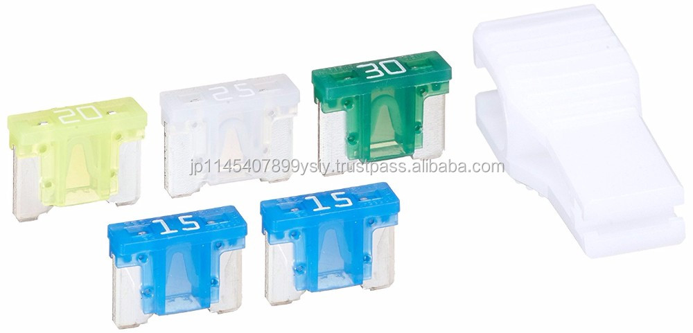 High usage frequency automotive fuse from Japanese supplier AUTOBACS