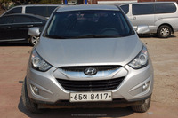 Hyundai Tucson X20 4WD Used Korean Car SUV