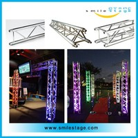 aluminum stage light,dj lighting truss with high quality low price