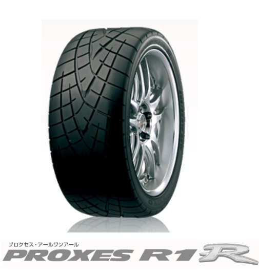 TOYO Tire PROXES R1R for Racing Tires for Circuit tire Made in Japan 235 245 255 17inch 18inch