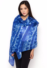 Hot Selling Shibori Silk Scarf for Japanese Made in Vietnam