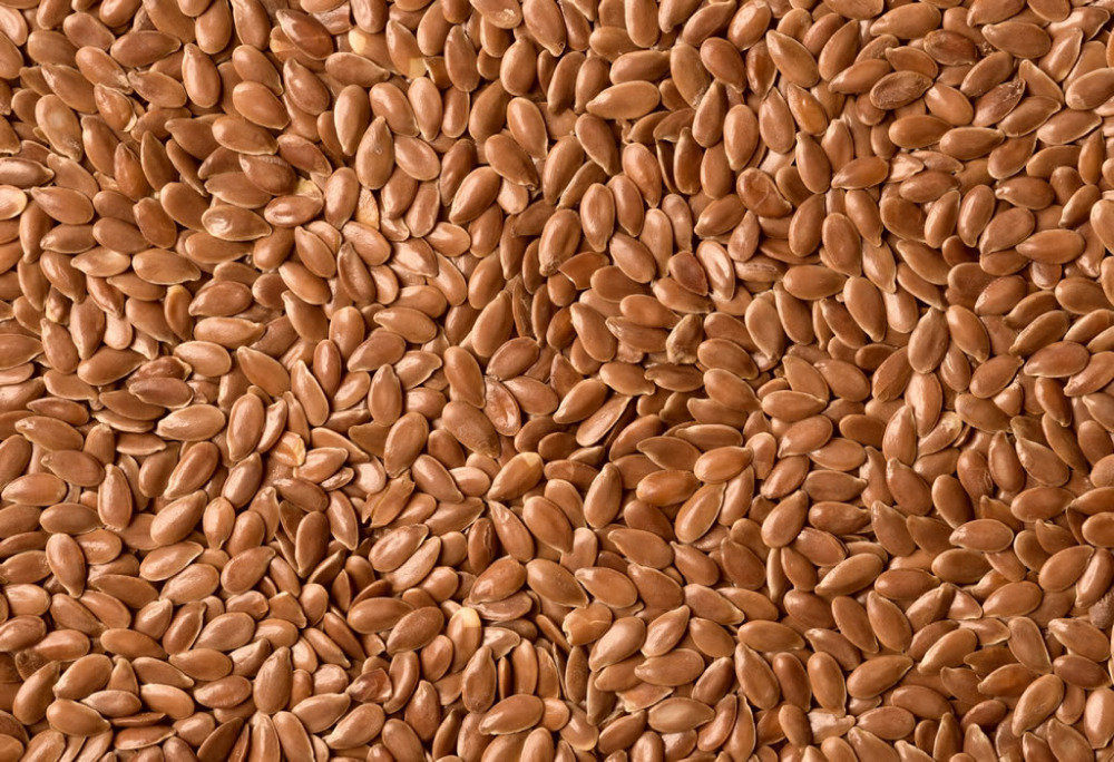 Brown Flax Seeds 100% Natural