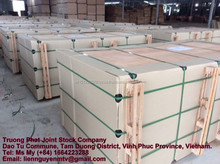 PINK RED YELLOW High Quality Plywood sheets by Truong Phat Plywood