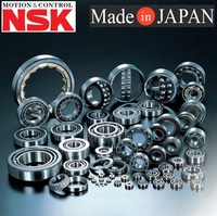Precision degree pulley bearings nsk with multiple functions made in Japan