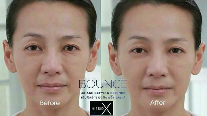 HIBRID-X BOUNCE 3x Age Defying Essence