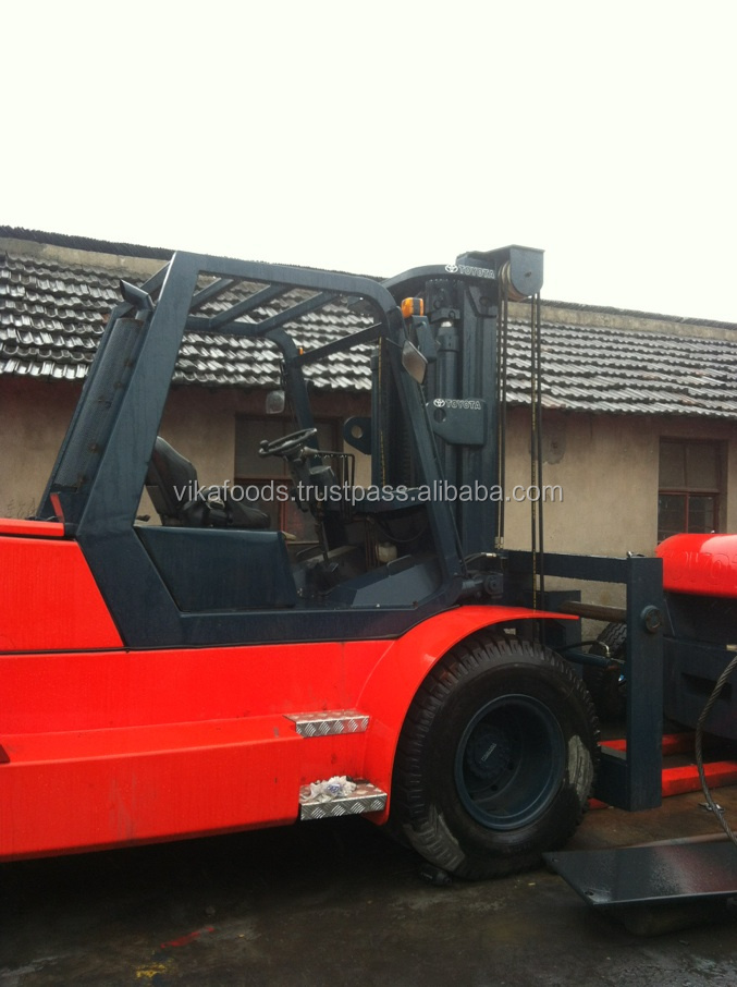 used conditon Toyota 20t forklift ,Japan mini forklift Toyota 20t forklift , diesel forklift Toyota 20t