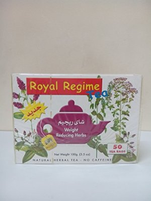 royal slim tea
