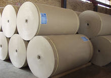 125g 170g 250g White Top kraft liner board / white top testliner paper / Newsprinting in sheet and rolls