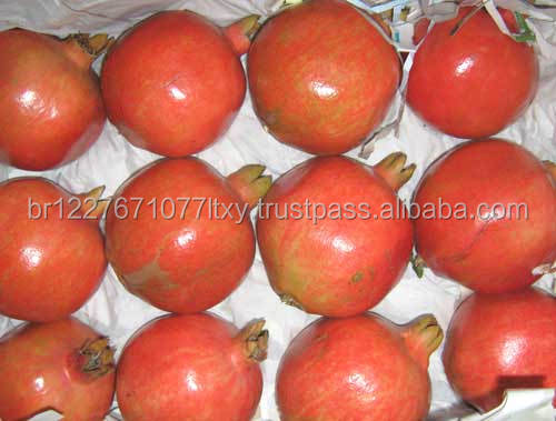 Fast fruit market prices for pomegranate