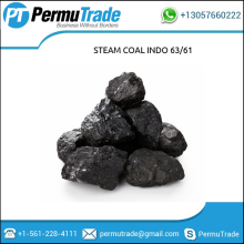 High Quality Indonesian 63/61 Steam Coal for Sale