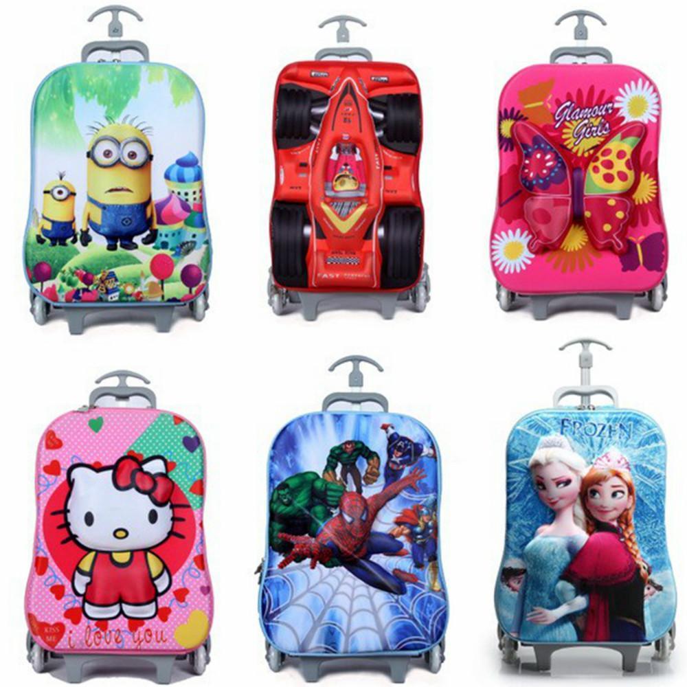 Waterproof School Trolley Bag - Buy Laptop Trolley Bag,Small ...