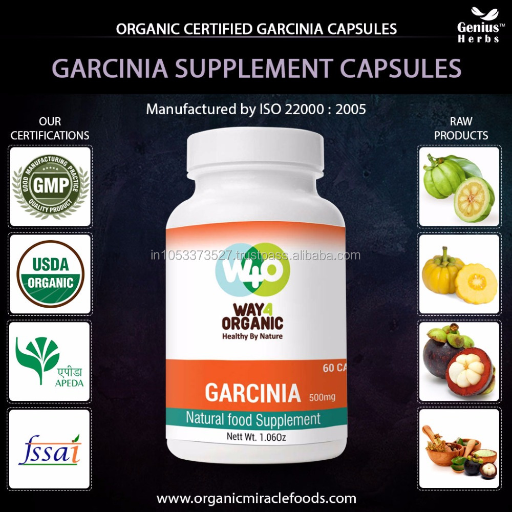 GMP certificated herbal extract Garcinia Cambogia softgel slimming capsule