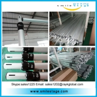 hot sale telescopic wedding pole pipe and drape