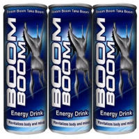 BOOM BOOM ENERGY DRINK 250ml